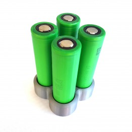 Battery Stand For Four 18650 batteries