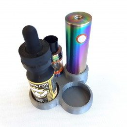 Smok Stick V8 stand with 1 atty holder two bottles of juice