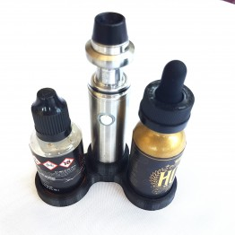 Smok Brit One Mega or iJust S or any pen up to 24.5mm with 32mm bottle holder