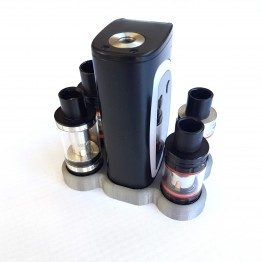 Sigelei Kaos Spectrum Vape Stand And Four 22mm Atomizer Holder