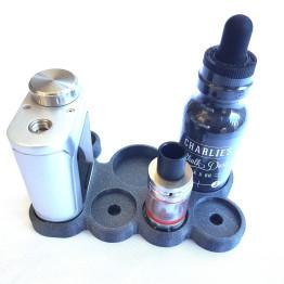Smok Alien AL85 Vape Stand 24.5mm Attys 34mm Bottles & Battery