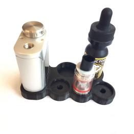Smok Alien AL85 Vape Stand 22mm Attys 28mm Bottles