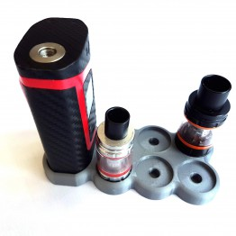 Smok Alien Vape Stand And Six 22mm or 24.5mm Atomizers