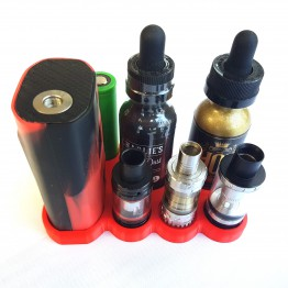 Smok Alien Vape for skin Stand 22mm Atty's 28/32/36mm Bottle's & Batteries