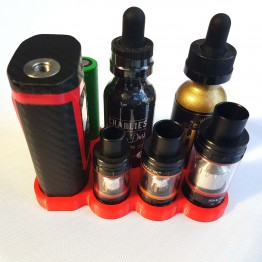 Smok Alien Vape Stand TFV8 family Attys 40mm Bottles & Battey Holder