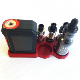 Smok G-Priv Vape Stand for skin 24mm Attys 32 & 36mm Bottles & Battey Holder