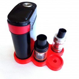 Smok Marshal G320 Vape Stand And Four 22mm Or 24.5 Atomizer Holder