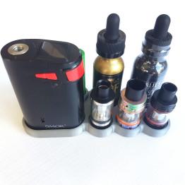 Smok Marshal G320 Vape Stand 24.5mm Attys 32mm Bottles & battery's Holder