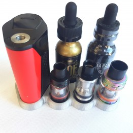 Smok GX350 Vape Stand 22mm Attys 34mm Bottles Holder
