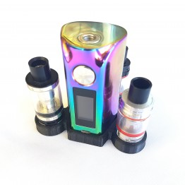 Asmodus Minikin V2  Vape Stand And Four 24.5mm Atomizer Holder