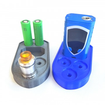 Smok Procolor Vape Stand And Spare Battery Holder