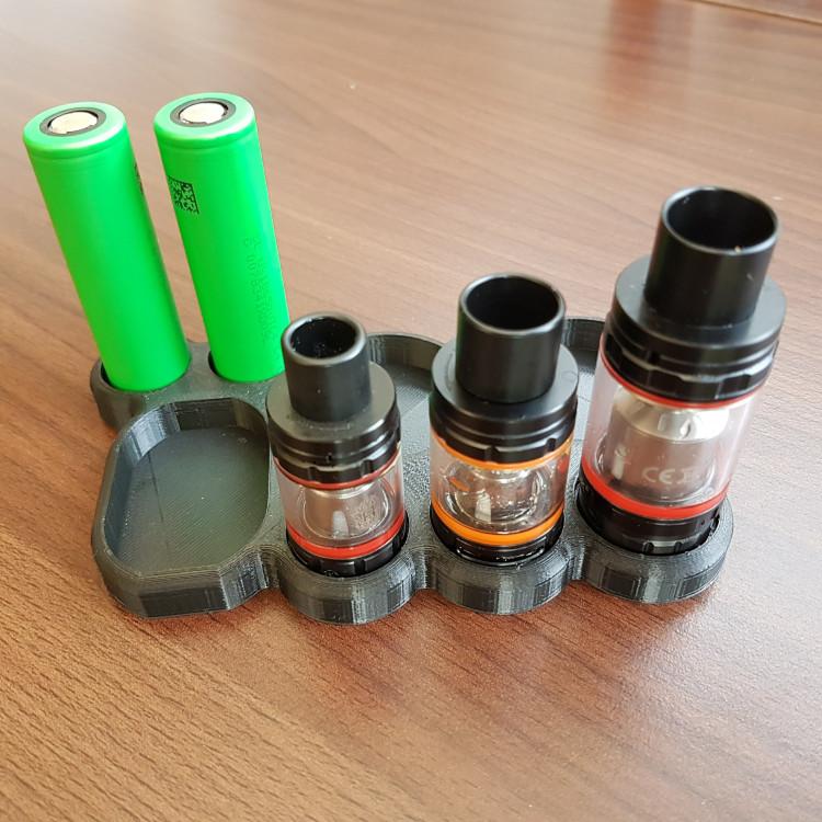 Smok Alien Vape Stand Tfv8 Family Attys 40mm Bottles